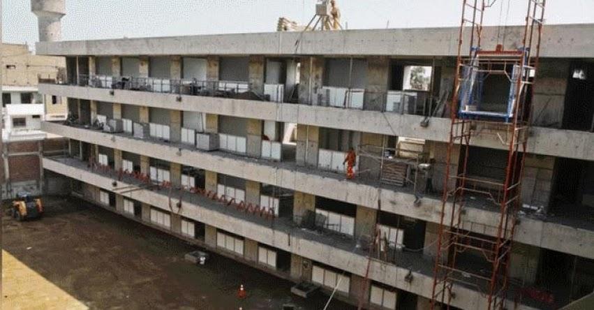 Más de S/ 600 millones para recuperar 54 mil escuelas antes de marzo, informó el MINEDU
