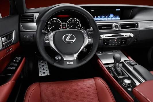 2018 Lexus GS 350 Redesign
