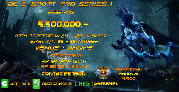 dc-e-sport-pro-series-1---dota-2-tournament-online