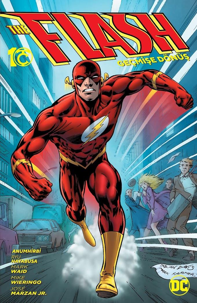 Flash: Geçmişe Dönüş [Tek Sayı]