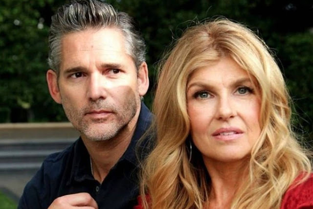 Eric Bana y Connie Britton en 'Dirty John'