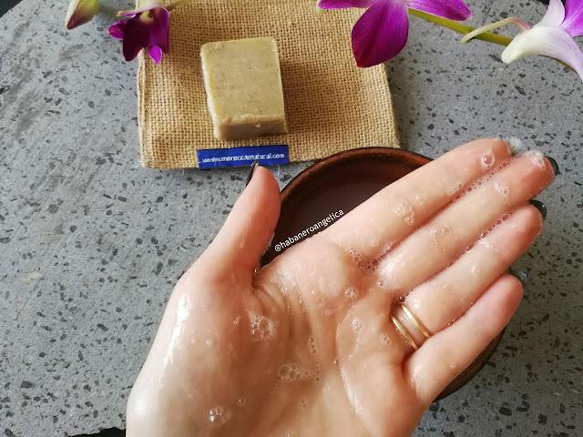 Sapone solido argilla rhassoul moroccan natural