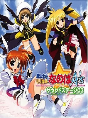Magical Girl Lyrical Nanoha A's 13/13 + Película [Sub Esp][MEGA-USERSCLOUD]