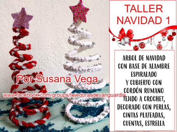 Tutorial amigurumi árbol de Navidad | Misslanitas | 449x600