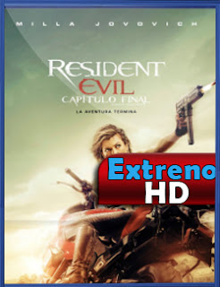 Resident Evil 6: Capítulo final (2017) | 3gp/Mp4/DVDRip Latino HD Mega