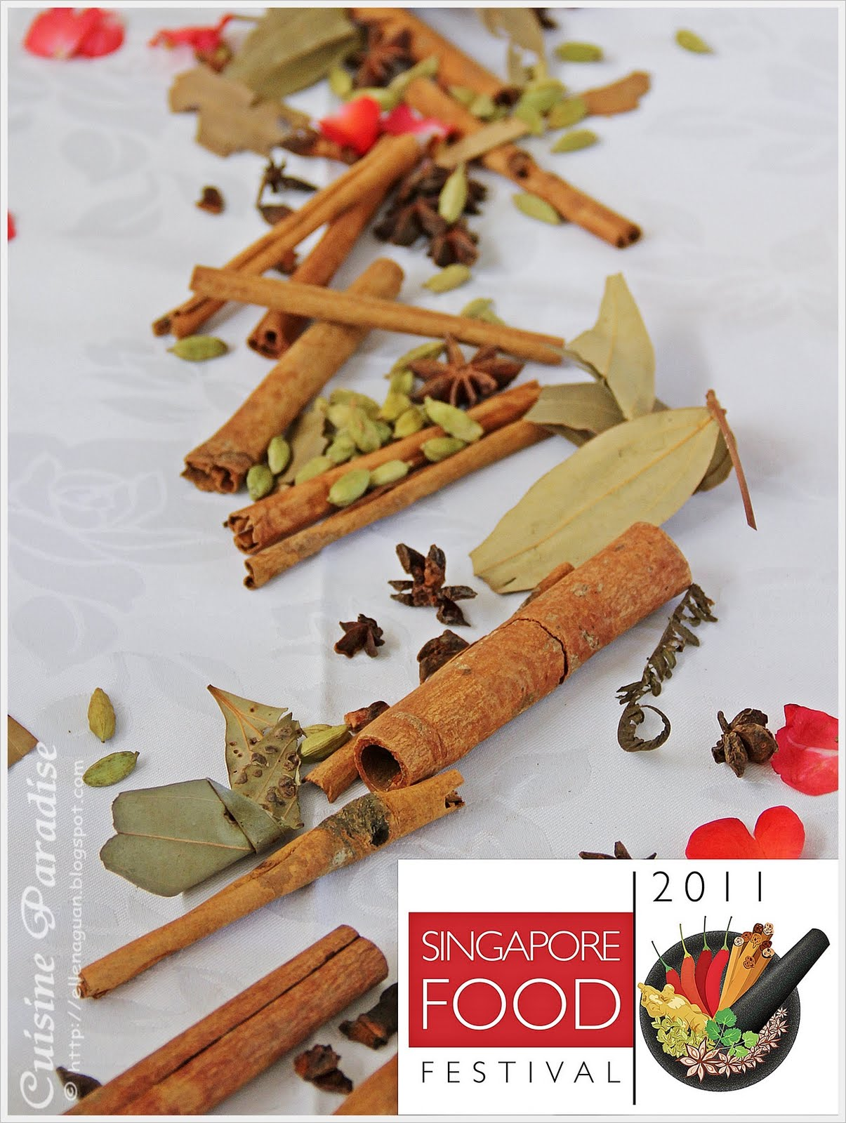 This Year The Singapore Food FestivalSFF 2011 Returns With Singapores Multicultural Heritage And Culinary Diversity Under Theme Of CURRY AND SPICES