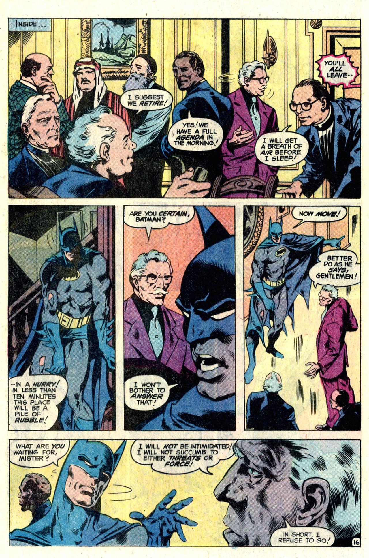 Detective Comics (1937) 490 Page 19