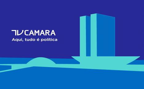 TV Câmara Ao Vivo - Ver TV Online Grátis