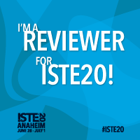 ISTE 20 Reviewer