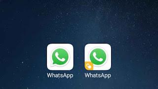 Setting up Whatsapp dual