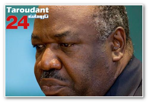 اضطراب صحي يلازم الرئيس الغابوني في السعودية
