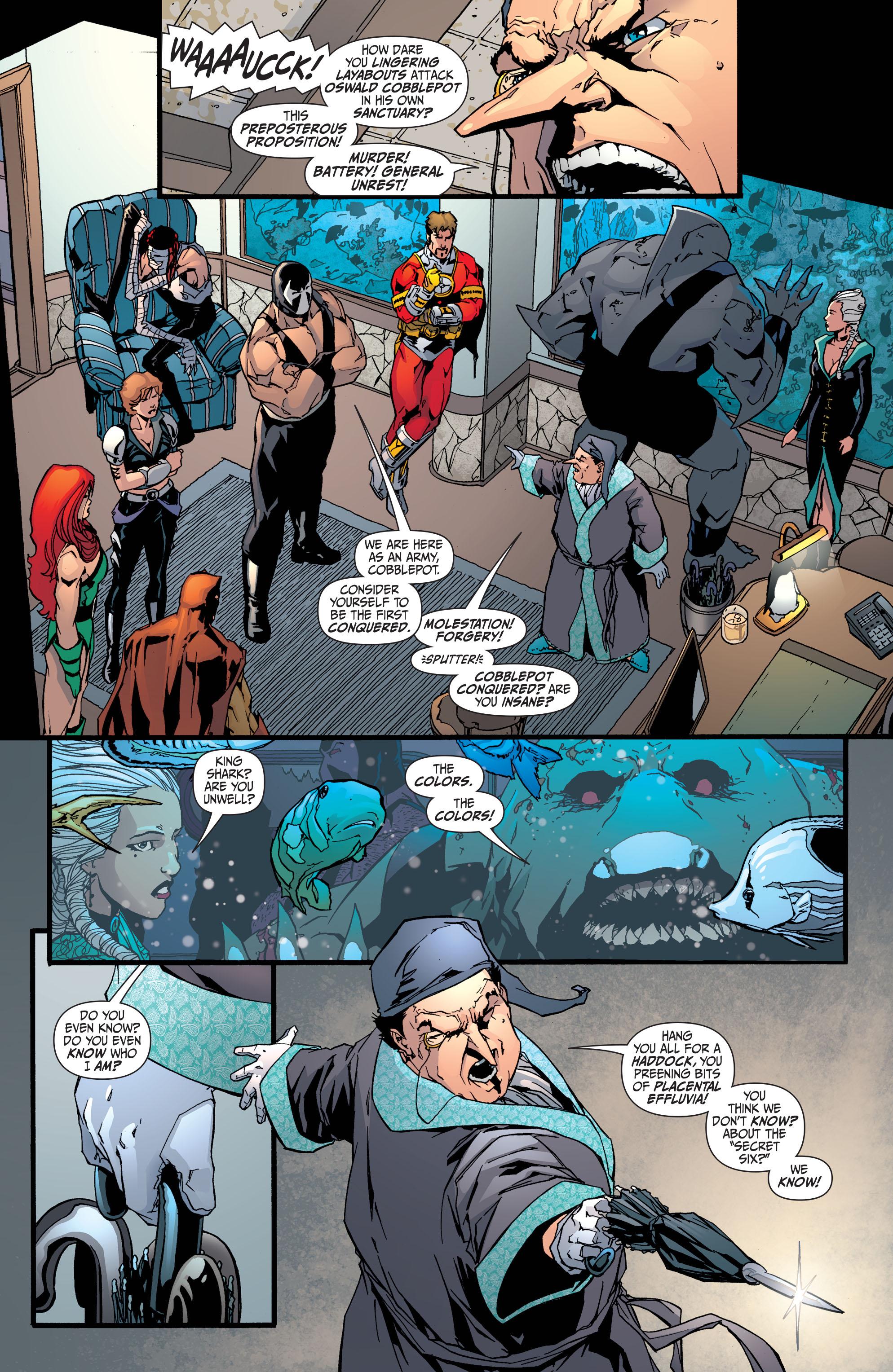 Read online Secret Six (2008) comic -  Issue #35 - 18