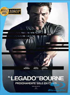 El Legado de Bourne (2012) HD [1080p] Latino [GoogleDrive] DizonHD