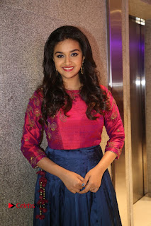 Actress Keerthi Suresh Stills at Remo Success Meet  0103.JPG
