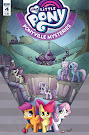 My Little Pony Ponyville Mysteries #4 Comic Cover A Variant