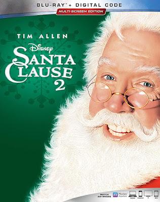The Santa Clause 2 Bluray