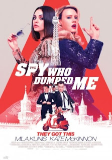 Film The Spy Who Dumped Me 2018