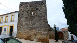 Úbeda, Muralla y Torreones de la Cava.
