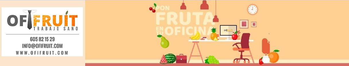 Blog de Ofifruit