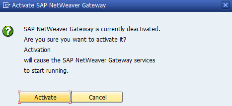 Martin Maruskin blog (something about SAP): How to activate