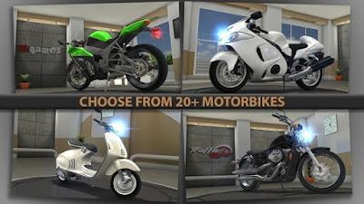 Traffic Rider Mod Apk v1.0