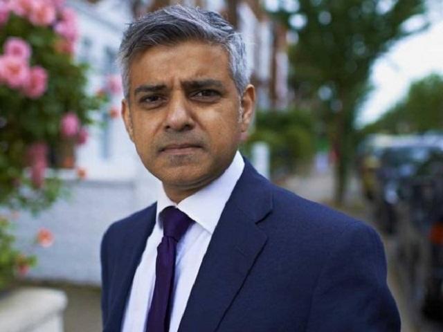Calon walikota London yang beragama Islam Sadiq Khan