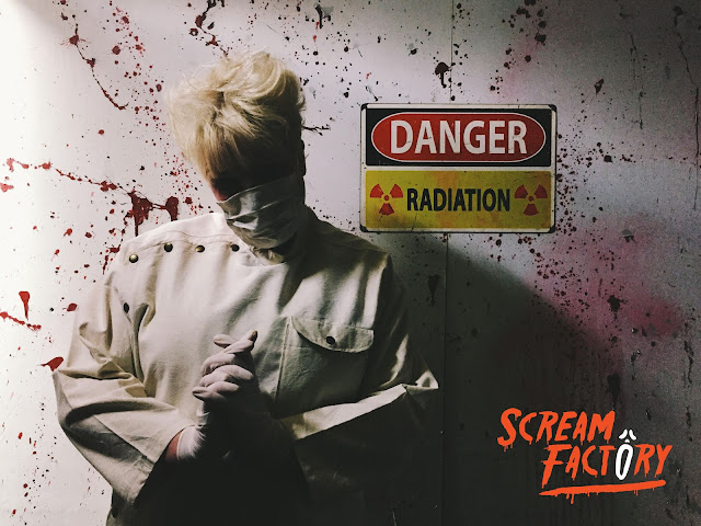 Scream Factory, Redcar, Kirkleatham, North East Halloween Review