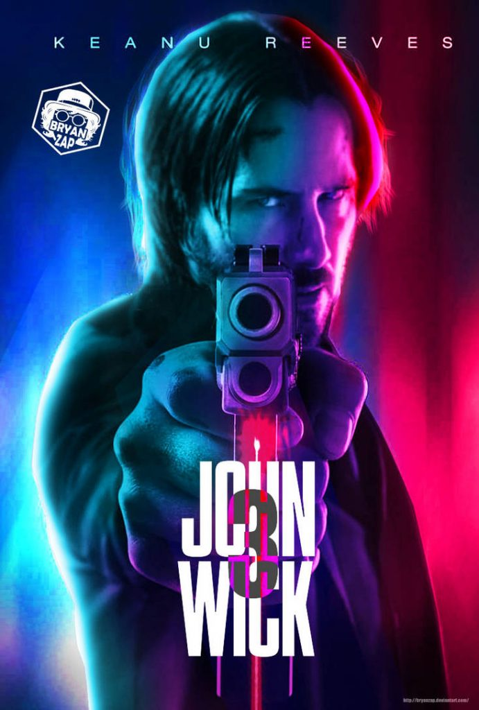 John Wick: Chapter 3 – Parabellum (2019) Hindi Dubbed 720p BluRay 999MB Free Download