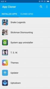 تطبيق App Cloner