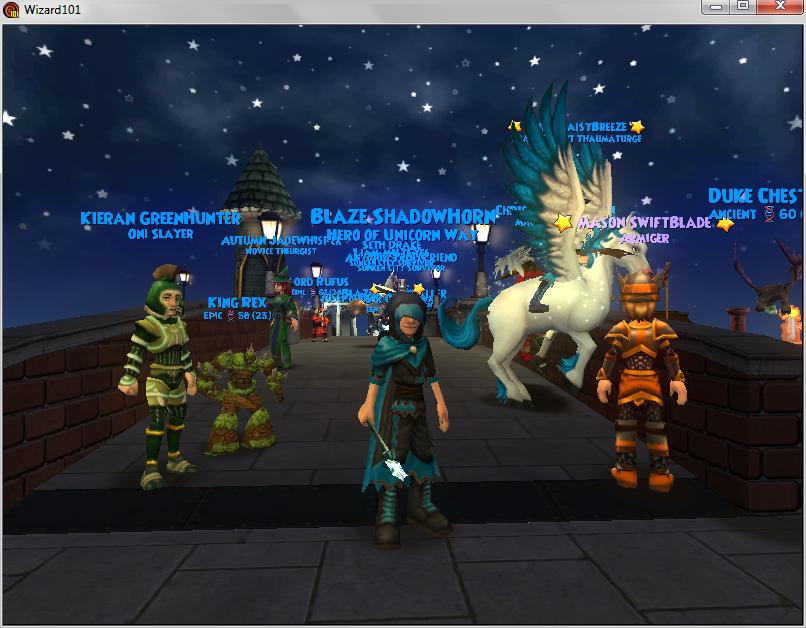 Wizard101 UK Halloween Party Review | Tales of the Spiral