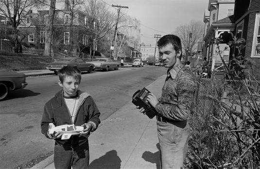 by Sage Sohier - Dorchester, MA - 1982 | 80s America documental community life portrait photos