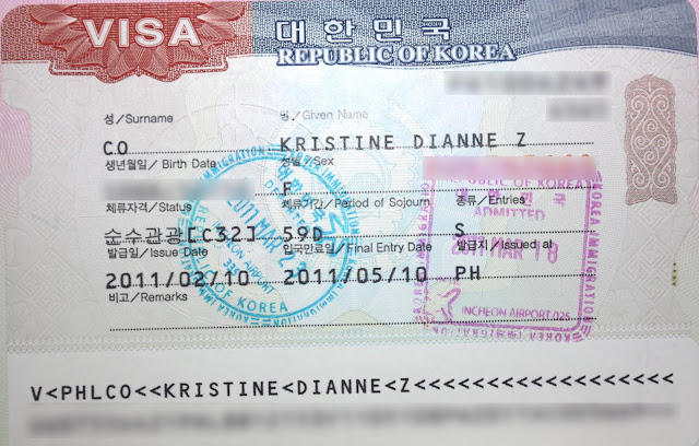 Invitation letter korean visa resume pdf download invitation letter korean visa how to apply for a korean visa tips for getting approved invitation stopboris Gallery