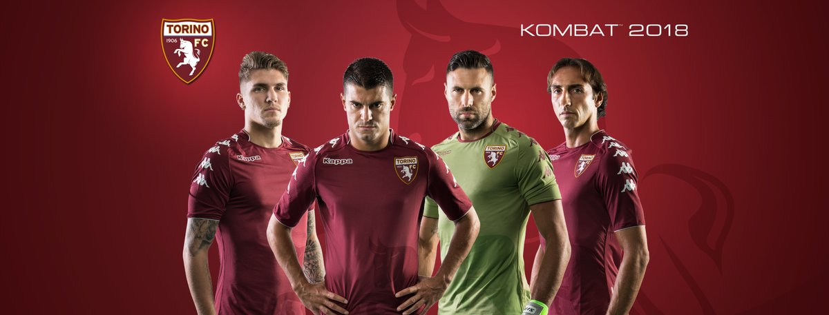 Torino launch new kit for 2017/18 campaign without Andrea Belotti