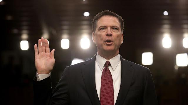 Cesado director del FBI: Trump mintió sobre razones de mi despido