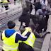 Nepoznati bokser brutalnim udarcima natjerao specijalnu policiju na povlačenje (VIDEO)