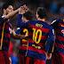 Barcelona deu uma aula de futebol para fazer 6x1 no Celta
