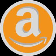 amazon button outline