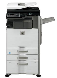 Sharp MX-3116N Printer Drivers Download