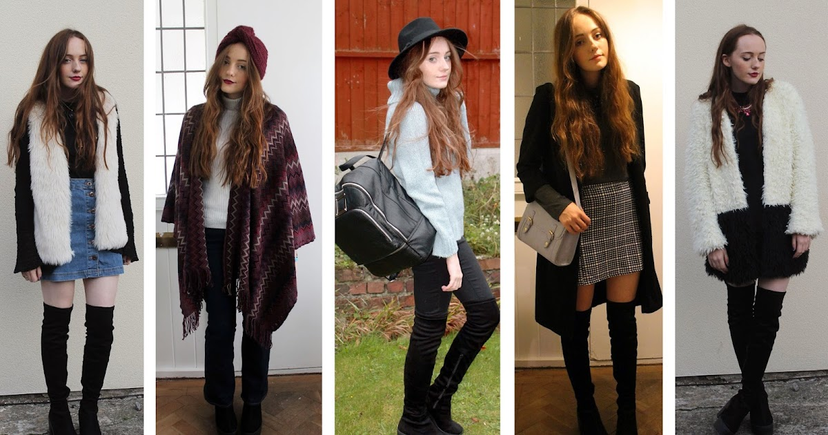 How to style over the knee boots tie dye eyes fashion for Garderobe 33 style blog