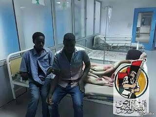 تحرر السودانيين المحتجزين لدي عصابات تهريب البشر  في ليبيا