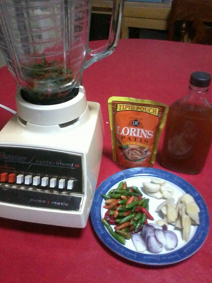 Sukang pinakurat recipe