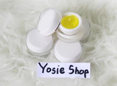 Jelly Yellow  Whitening  Vit C - Membuat Wajah Kencang dan Bebas Kerutan