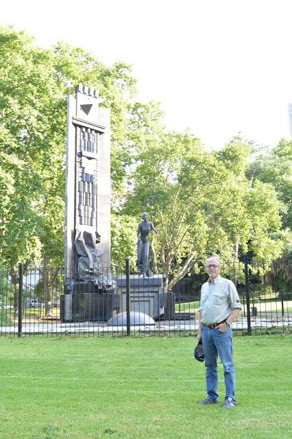 Evita Park,Buenos Aires, Arjantin
