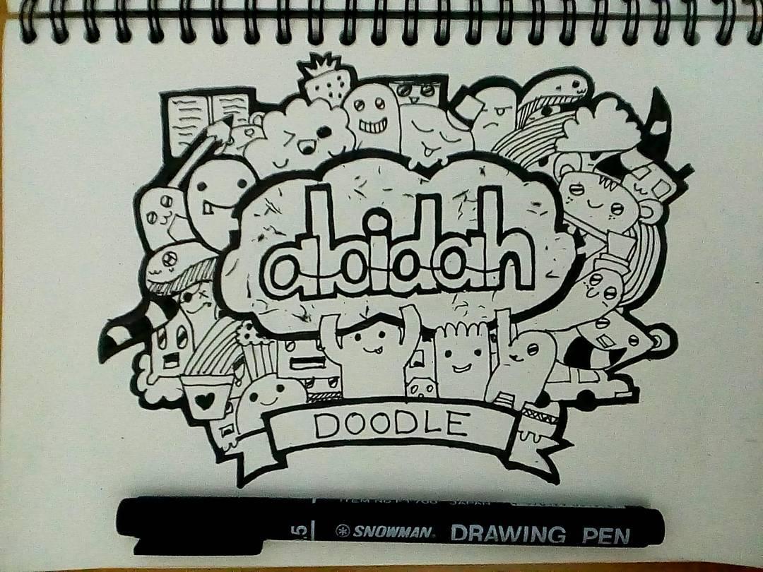 1020+ Gambar Doodle Keren Buat Pacar HD Terbaru