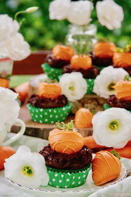 carrot-chocolate-cupcakes, cupcakes-de-zanahoria-y-chocolate