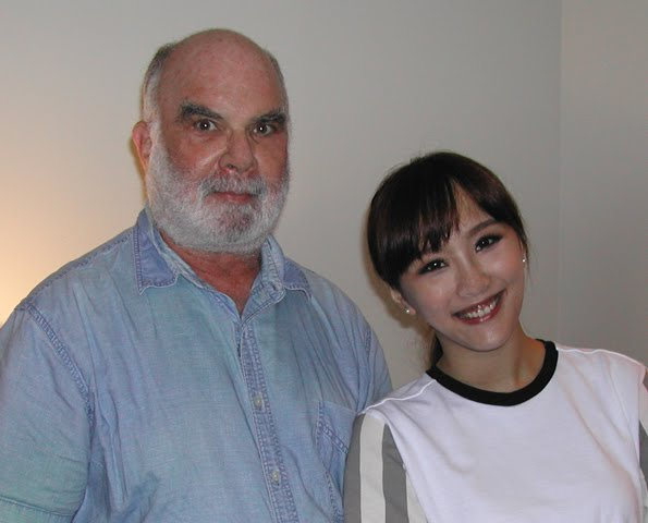 With Dada Chen at NYAFF 2013