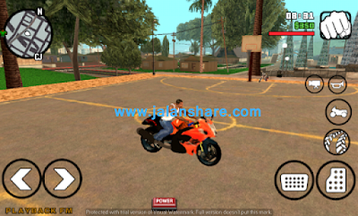 Grand Theft Auto: San Andreas For Andorid Apk Data Full
