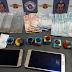 Em Operação de fiscalização, Polícia Rodoviária autua dois suspeitos por porte de drogas