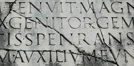Il Matrimonio Romano Versione Latino : Lalfabeto romano romanoimpero.com