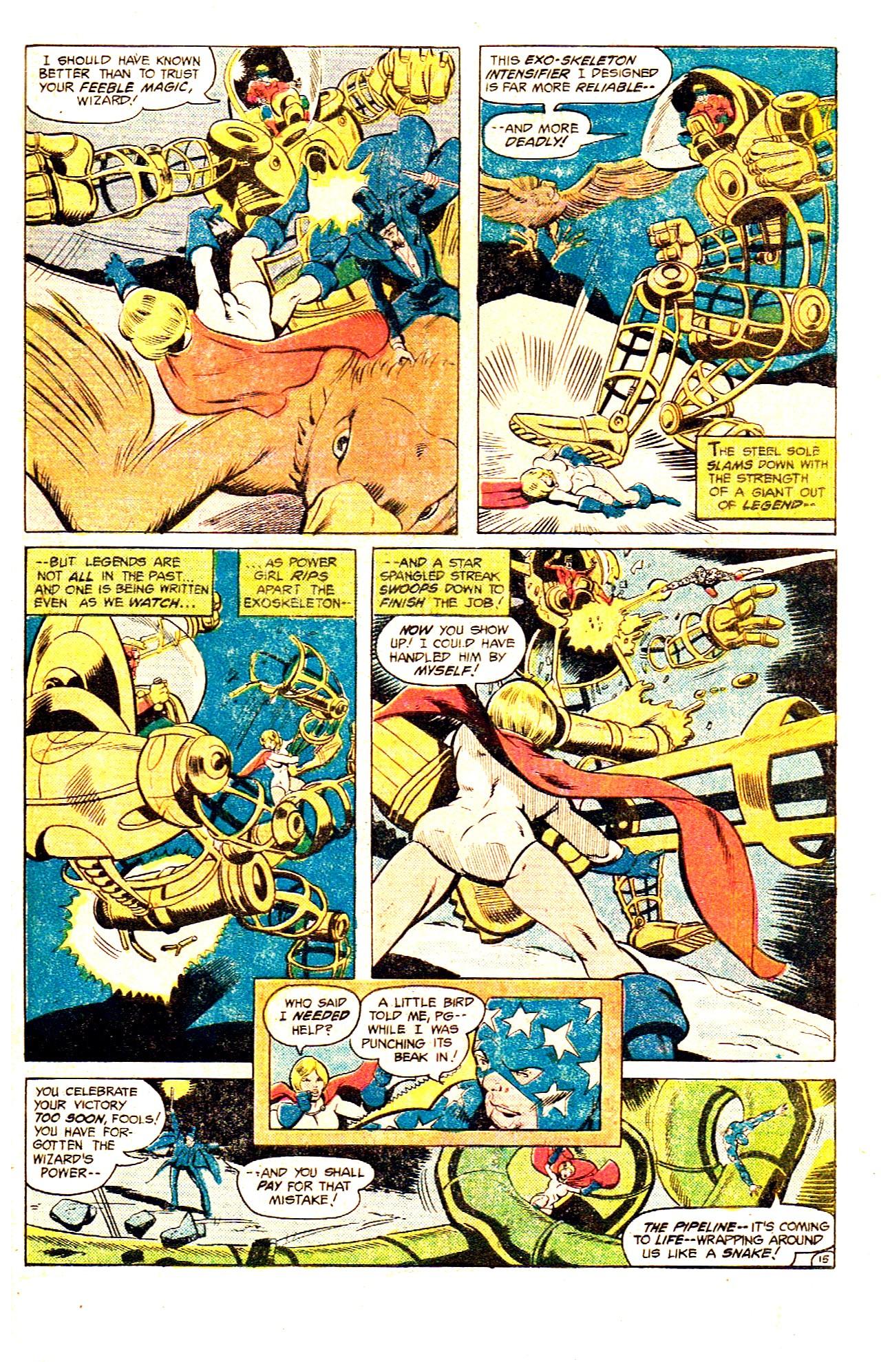 Read online All-Star Comics comic -  Issue #66 - 27